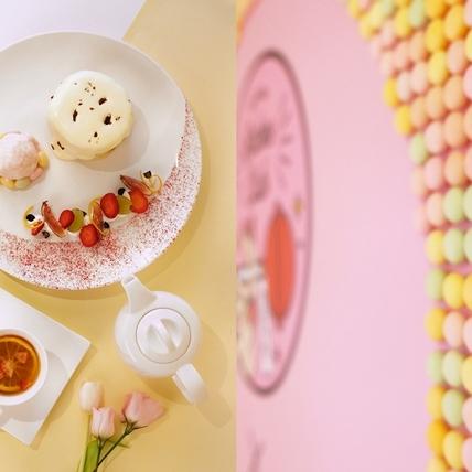 少女們無法抗拒!Dazzling X 曼陀珠Mentos打造夢幻糖果系甜點