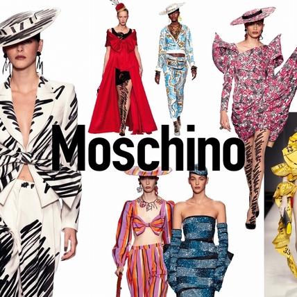 〈2019春夏米蘭女裝周〉Moschino  未完成的設計
