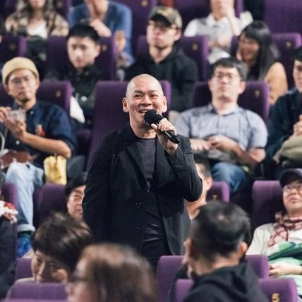 金馬影展/蔡明亮唱上癮連飆三曲 哽咽告白挺婚姻平權