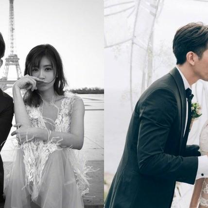 等了三年!賈靜雯修杰楷完婚峇里島,浪漫誓言+深情一吻 實在太感人啦!