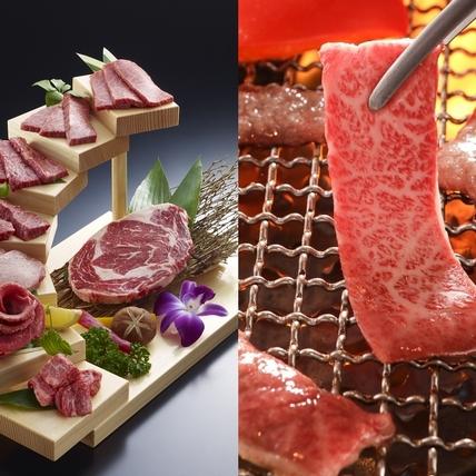 日系燒肉名門「赤虎」海外首店登場,頂級純手切和牛千元就吃得到
