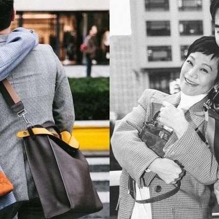 張艾嘉與愛兒攜手演出FENDI包款計畫 展演母子情懷暖心爆棚!