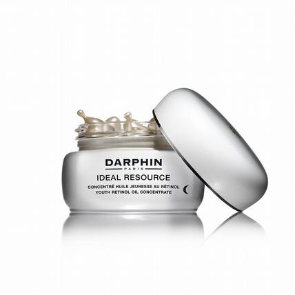 史上最舒緩的美容油膠囊是他:DARPHIN維他命 A精露膠囊 一天一顆肌膚好安心!