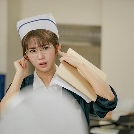 郭書瑤客串《一吻定情》恰北北護士長 獻聲甜唱英文插曲