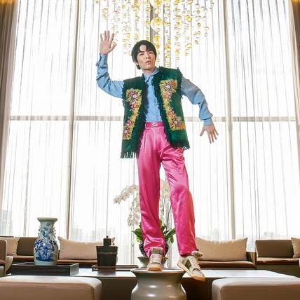 蕭敬騰:唱歌時享受音樂,演戲時享受故事的情感
