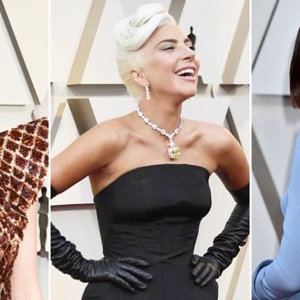 第91屆奧斯卡紅毯現場!女神卡卡化重現奧黛麗赫本風采,楊紫瓊56歲依舊性感,贏得很徹底