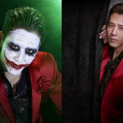 胡宇威化身暗黑小丑放下武裝 想做「這件事」遭白眼打槍