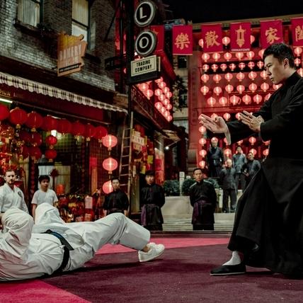 《葉問4》暑假上映迎最終章!  甄子丹和美軍PK不手軟