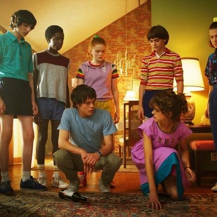 全球影迷齊敲碗  Netflix《怪奇物語》第三季暑假回歸!
