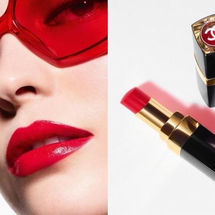 把唇膏蓋變成金色透明鑽石太奢華!想打造2019超閃唇就靠 「香奈兒COCO晶亮水唇膏」
