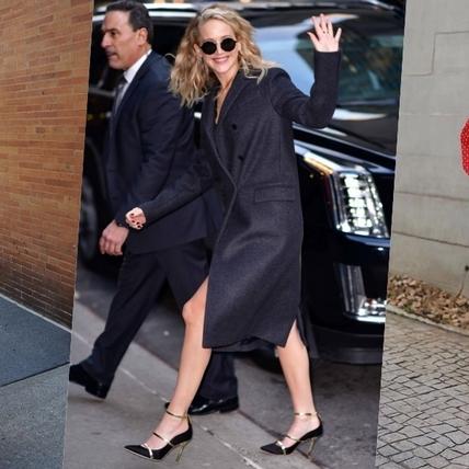 時髦精不可不知!珍妮佛勞倫斯、碧昂絲都在瘋的鞋,在這也買得到啦!