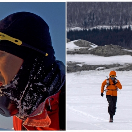 陳彥博紀錄片《出發》直擊酷寒極地比賽  冷到連睫毛都結冰!