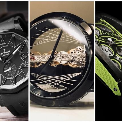 鮮色幾何 崑崙錶北京2019新品發表