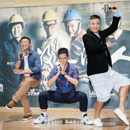 李銘順撂台語挑戰不可能 薛仕凌《做工》壓力大噴淚
