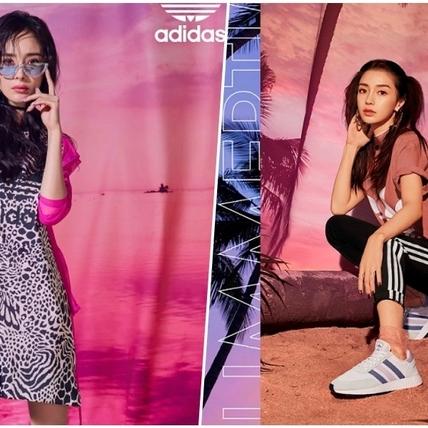 女神這樣So Sexy!楊冪、Angelababy演繹全新adidas Originals看完立刻入手一款!