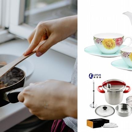 餐桌、廚房的好幫手!七款時尚又實用,送給好廚媽咪的禮物