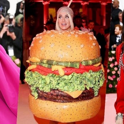 史上最狂紅毯!2019 Met Gala女神卡卡、凱蒂派芮各出奇招來比美比瘋狂啦!