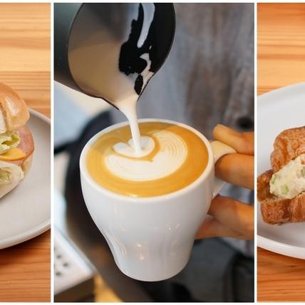 台灣才吃的到!猿田彥珈琲推出6款早餐,誠品南西限定發售
