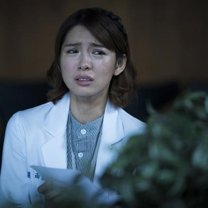 劉倩妏拍《生死接線員》拍到內出血 鬼門關前走一回