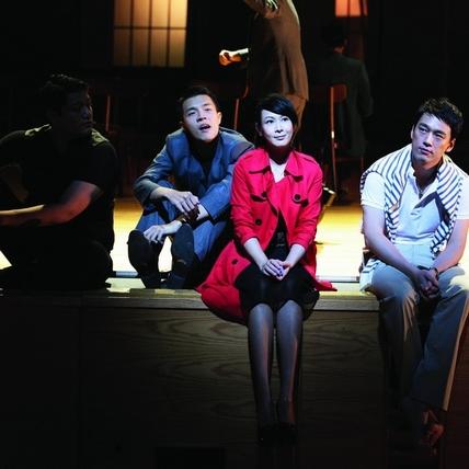 林奕華攜手3影后舞台劇搬上大銀幕  劉若英自爆綵排前必哭