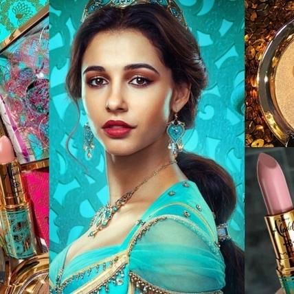 一次滿足所有想擁有茉莉公主的混血妝容願望,『M·A·C X迪士尼阿拉丁聯名彩妝』讓神燈天天幫你上妝!