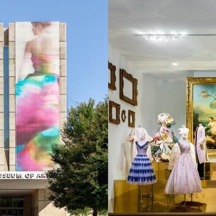 Dior巡迴展再次震撼你的心!現場滿滿200多件創作作品 向品牌70年歷史致敬