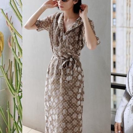 連身裙這樣穿不NG!想把洋裝穿得跟女星一樣又仙又美 這4大Tips必學