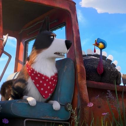 哈里遜福特享受三犬相伴! 首度配音就上癮想預約《寵物當家3》