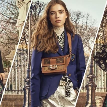 經典重現!Louis Vuitton大熱門的Monogram是一種態度更是一種情懷