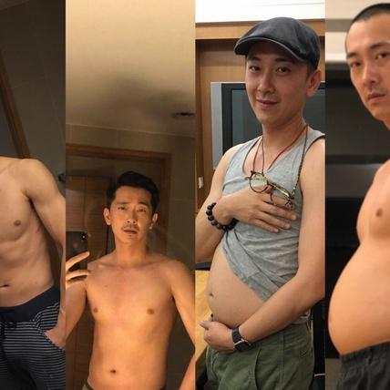 台北電影節/《灼人秘密》6分鐘完售! 施名帥暴肥10公斤驚現崩壞鮪魚肚