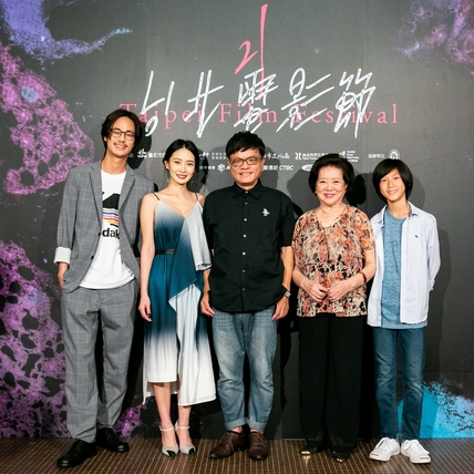 台北電影節/李亦捷哽咽回憶一年沒戲拍 《野雀之詩》扮酒家女爭后