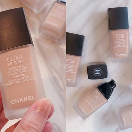 CHANEL香奈兒極致持久無瑕粉底 再升級,更保濕、更持久、更多色選,讓底妝更完美!