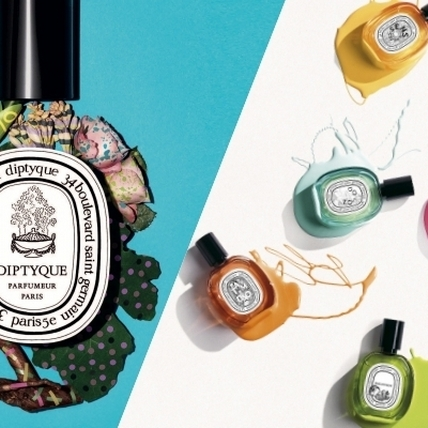 把香水變成彩色水彩太犯規!  香民錯過會後悔一輩子 的diptyque 「 原料色彩限量系列」!