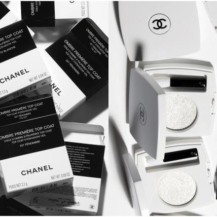 連紙盒包裝都是黑白雙色!香奈兒2019秋季限量彩妝「黑與白」衝擊上市!
