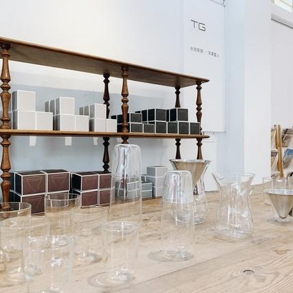 深澤直人獨家打造台味玻璃杯!「TG台灣玻璃 × 未來市」期間限定店開賣,設計控必收