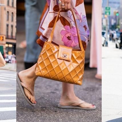 拖鞋怎麼搭不隨便?15款街拍LOOOK示範 學會立馬擁有高級穿搭品味