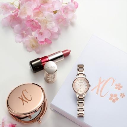 櫻花粉紅金的美好時光