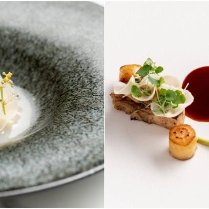 約會首選這裡!創新法式餐廳「MiraWan」降臨微風南山,精緻餐點配上高空美景太幸福