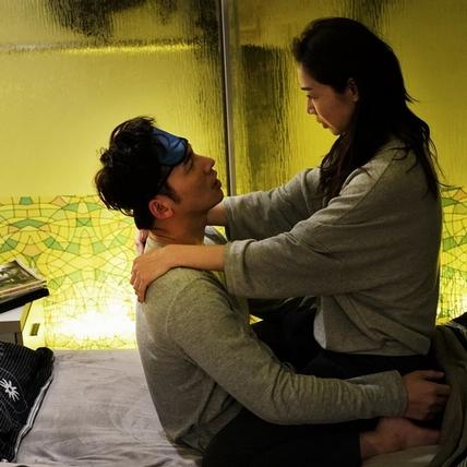 《俗女》謝盈萱脖子受傷 溫昇豪自爆「可能床戲太激烈」