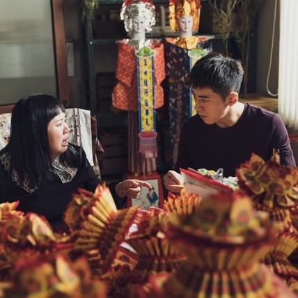 李國毅拍《靈異街11號》練出腹肌!歸功於大文