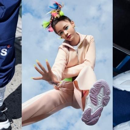潮咖會深深著迷!adidas Originals OZWEEGO鞋款翻玩復古 繽紛配色一穿前衛又時髦