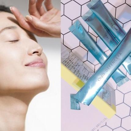 神經醯氨用吃的最時髦!ORBIS「米潤美源素 」為肌膚保養提供新選擇!