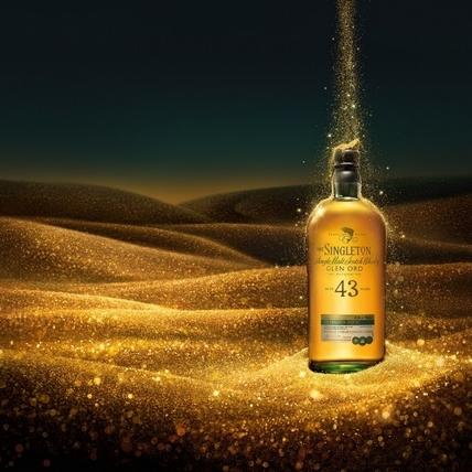 全台限量130瓶!蘇格登窖藏系列「43年原酒」登場,特小型橡木桶淬鍊雙雪莉風味,威士忌愛好者別錯過!