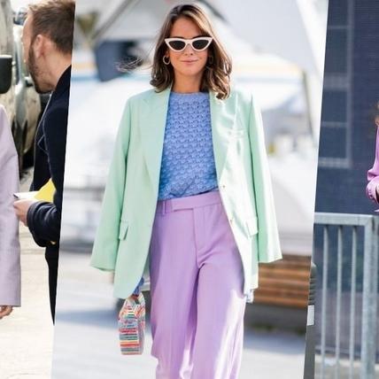紫色到底怎麼搭才不奇怪?學著潮人們的4大穿搭重點 立馬年輕又時髦
