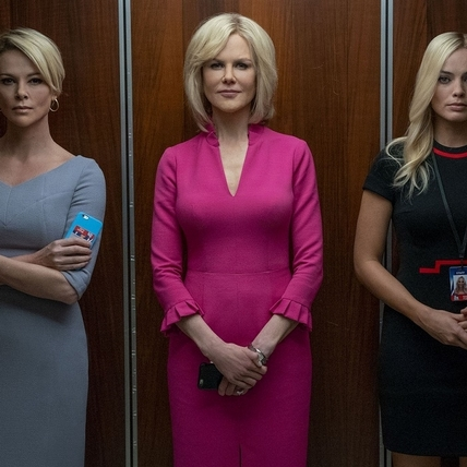 《重磅腥聞》掀新聞台性醜聞! 莎莉賽隆、妮可基嫚、瑪格羅比3大天后互飆演技
