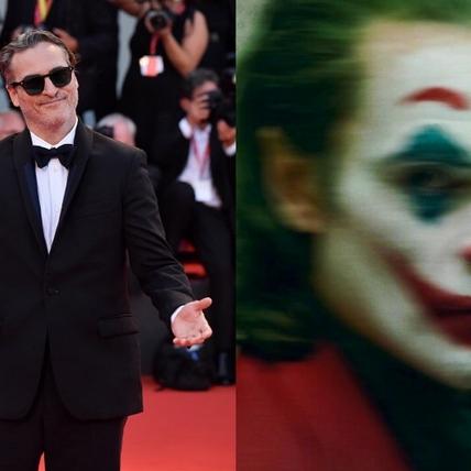 威尼斯影展/《小丑》首映獲全場起立鼓掌8分鐘! 瓦昆被視為影帝大熱