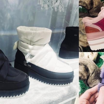 UGG別只認識雪靴!超可愛毛茸拖鞋、機能登山靴更是寒冬必備武器呀!