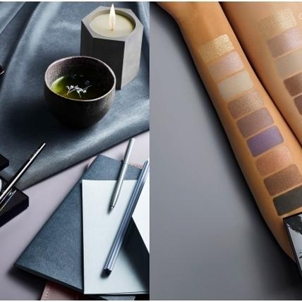 專為亞洲膚色設計4款色系,無廢色、畫法配色超多變!    今年秋冬一定要入手 植村秀「時尚大師9色眼影盤」!