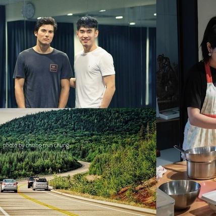 《比悲傷》團隊推新作《跟你老婆去旅行》! 陳妍希、鳳小岳、張書豪全新組合赴加拿大浪漫追楓