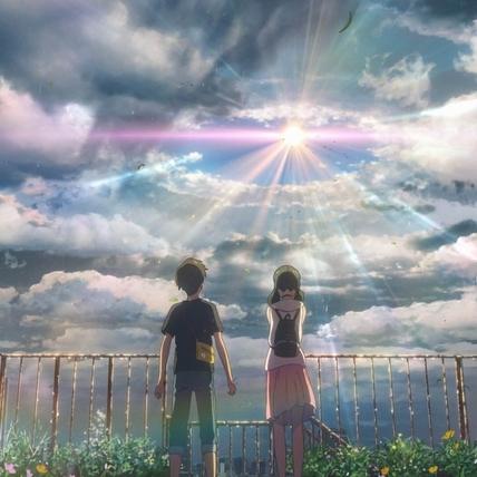 薄荷仔推推/《天氣之子》中二少年和晴女的純愛故事